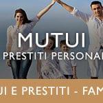 Mutui e prestiti personali