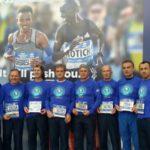 I colleghi della BCC di San Giovanni Rotondo alla Maratona di New York