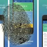 Accesso all'APP Inbank con impronte digitali