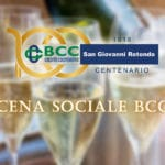 Avviso cena sociale: comunicato per i soci