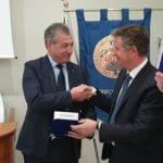 """La BCC di San Giovanni Rotondo premiata per lo """"sviluppo dell'economia civile"""""""